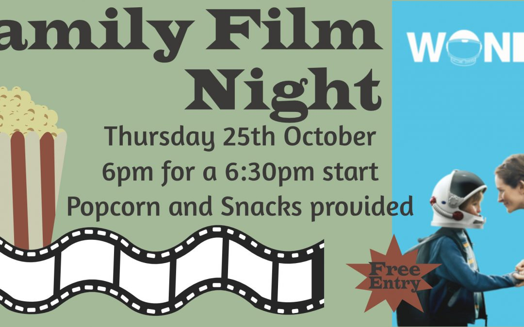 October Family Film Night